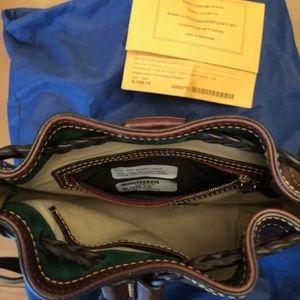 Dooney & Bourke Florentine Small Hattie Bucket Bag